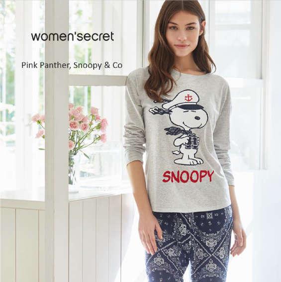 Ofertas de Women'Secret, Pijamas