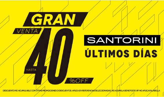 Ofertas de Santorini, Gran venta - Hasta 40% Off