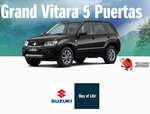 Ofertas de Suzuki Autos, Suzuki Gran Vitara 5 puertas