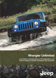 Wrangler Unlimited 2016