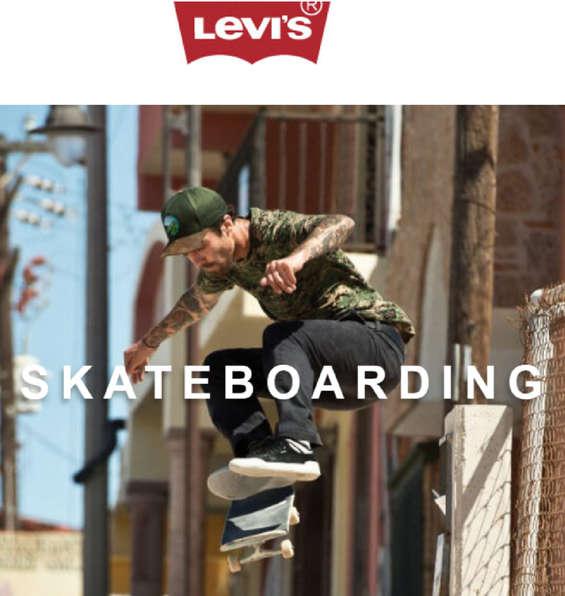 Ofertas de Levi's, Skateboarding