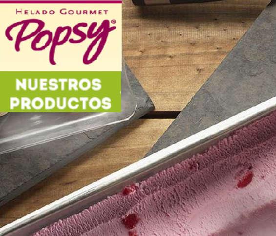 Ofertas de Helados Popsy, Productos