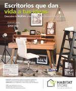 Ofertas de Habitat Store, Escritorios que dan vida a tus ideas