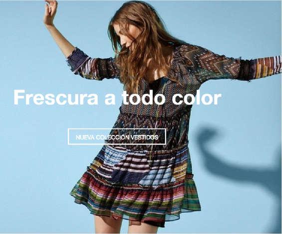 Ofertas de Desigual, Nueva colección de vestidos - Frescura a todo color