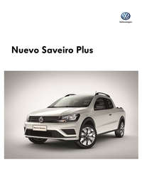 Nuevo Saveiro Plus