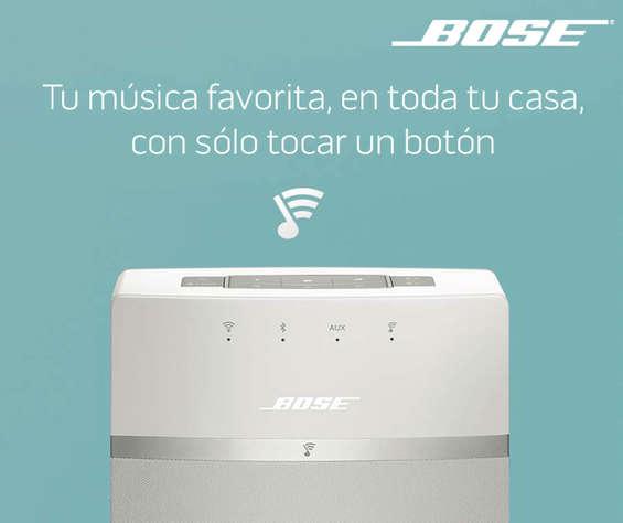 Ofertas de Bose, Catálogo Sound Tocuh