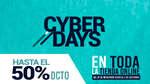 Ofertas de Fuera de Serie, Cyber Days - Hasta el 50% de descuento