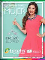 Ofertas de Locatel, Catálogo de puntos - En Marzo celebra ser mujer
