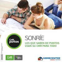 Catálogo CRM Puntos Homecenter