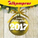 Ofertas de Alkomprar, Descuentos Enero