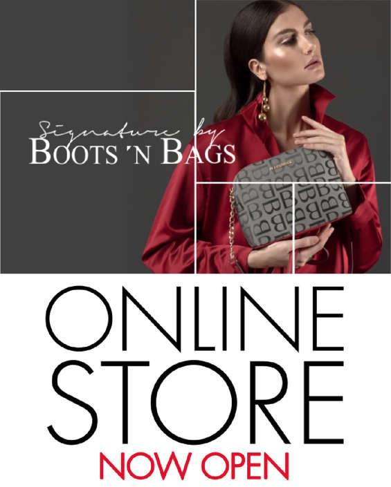 Ofertas de Boots 'N Bags, Productos