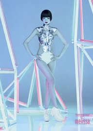 Melissa Colección Star Walker