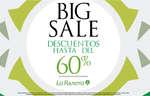 Ofertas de La Riviera, Big Sale - Descuentos hasta el 60% en referencias seleccionadas
