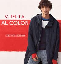 Colección de hombre - Vuelta al color