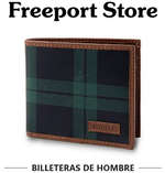 Ofertas de Freeport Store, Billeteras de hombre