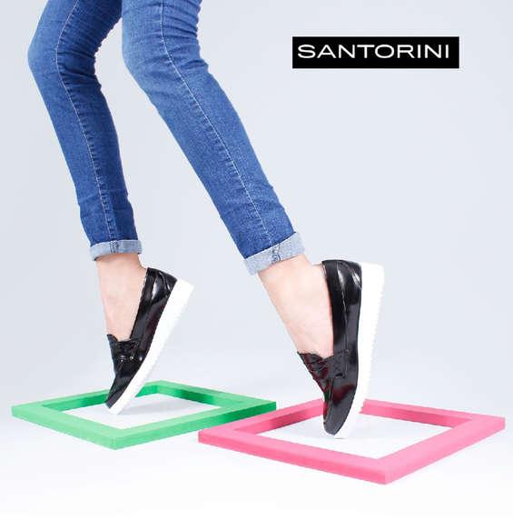 Ofertas de Santorini, Zapatos Mujer