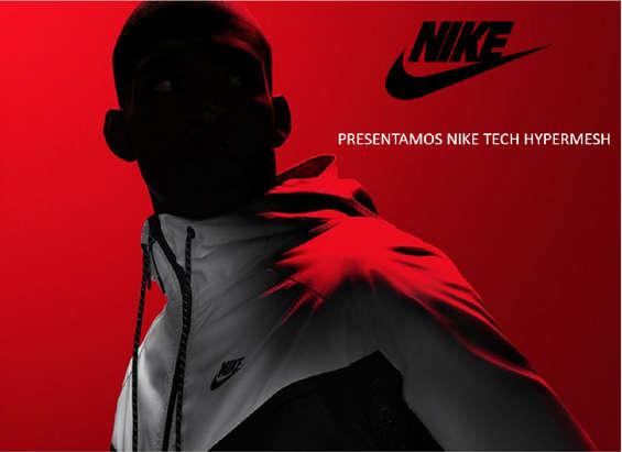 Ofertas de Nike Store, Nike Tech Hypermesh