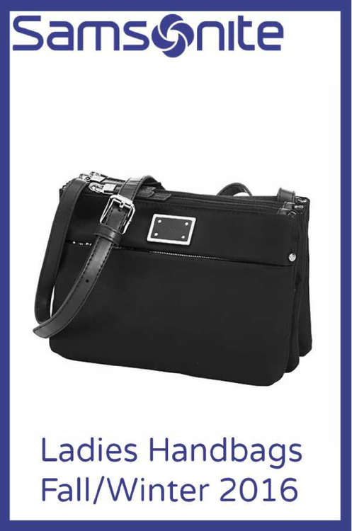 Ofertas de Samsonite, Ladies Handbags FW 2016