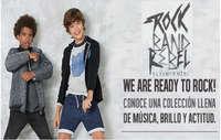 Colección Rock Band Rebel