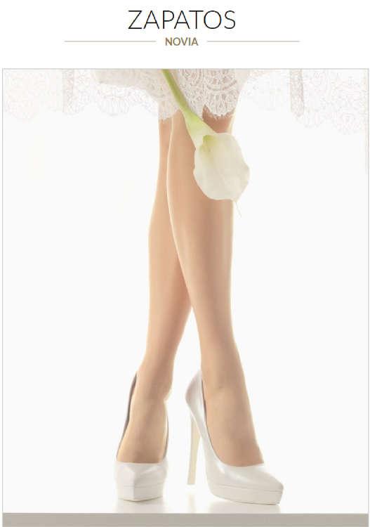 Ofertas de Rosa Clará, Zapatos Novia