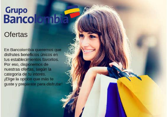 Ofertas de Bancolombia, Ofertas