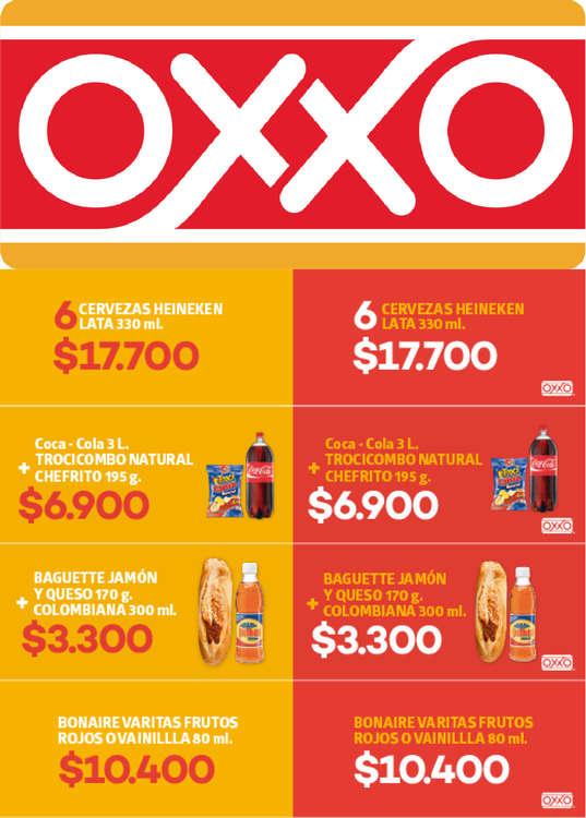Ofertas de Oxxo, Promociones
