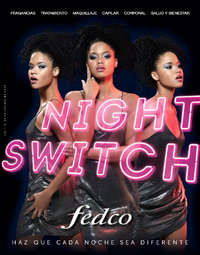 Octubre 2016  - Night Switch