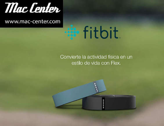 Ofertas de Mac Center, Fitbit de venta en Mac Center