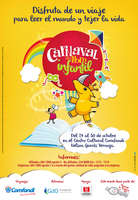 Ofertas de Supermercados Comfandi, Agenda cultural octubre