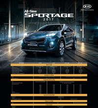 New Sportage 2017