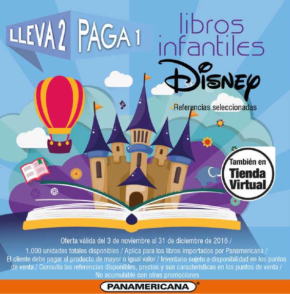 Ofertas de Librería Panamericana, Promociones y descuentos - Diciembre