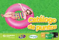 Catálogo de puntos Pepeganga - Colpatria