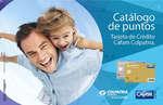 Ofertas de Colpatria, Catalogo de puntos - Cafam