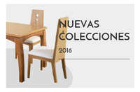 Nuevas Colecciones 2016