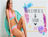 Vive el amor del sol y tu bikini