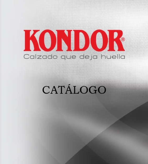 Ofertas de Calzado Kondor, Catálogo