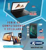 Ofertas de KTronix, Feria de computadores y celulares - Villavicencio