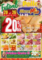 Ofertas de MercaMío, Festival del pollo en MercaMío - La 39