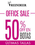 Ofertas de Reindeer, Office Sale - 50% Off en botas
