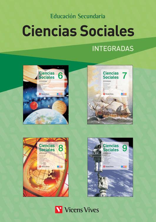 Ofertas de Vicens Vives, Catálogo Ciencias Sociales Integradas