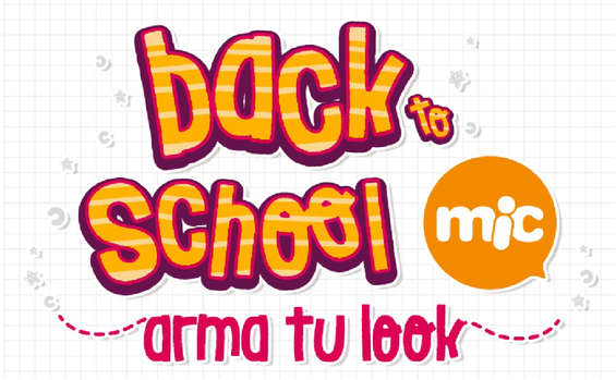 Ofertas de Mic Kids, Back to school arma tu look