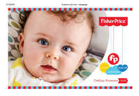 Catálogo Fisher Price
