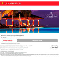 Privilegios Diners Club - Viajes