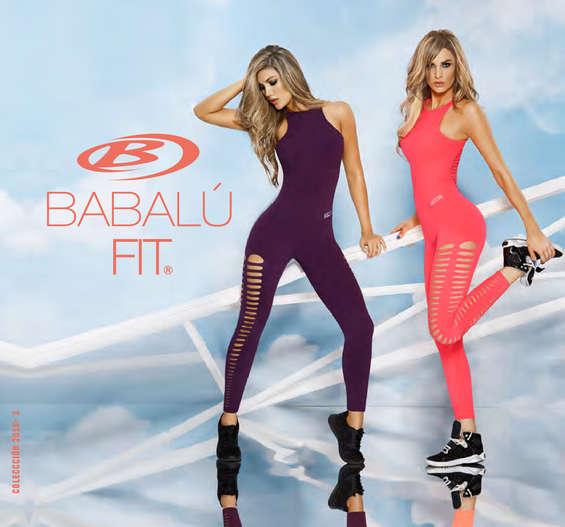 Ofertas de Babalú Fashion, Babalú Fit - Campaña 2016-3.
