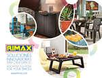 Ofertas de Rimax, Catálogo de productos