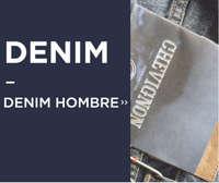 Denim Hombre