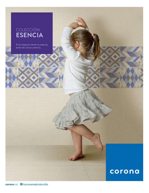 Ofertas de Corona Puntos de Venta, Catálogo Esencia 2016