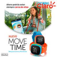 Nuevo Move Time