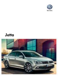 Jetta - Ficha técnica 2016