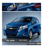 Ofertas de Chevrolet, Sail Sedan
